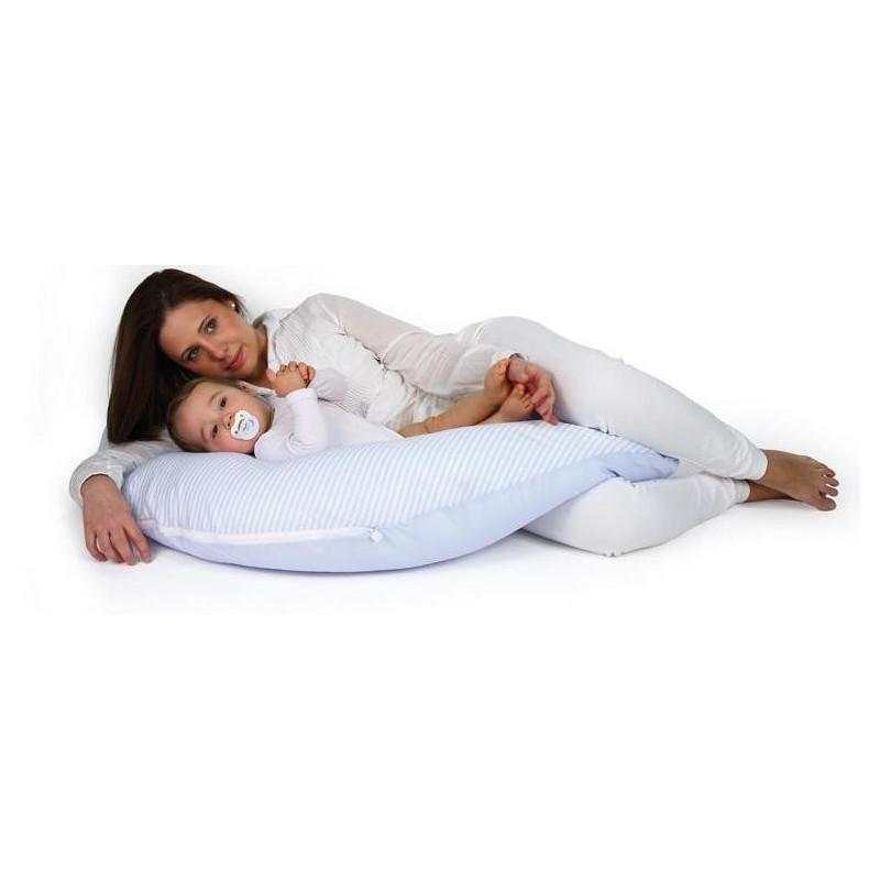 Cojines almohadas de embarazo y lactancia demercas compras en internet - Almohadas para embarazo ...