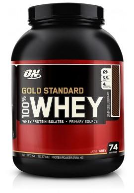 100% Whey Gold Standard 5lbs Optimum Nutrition