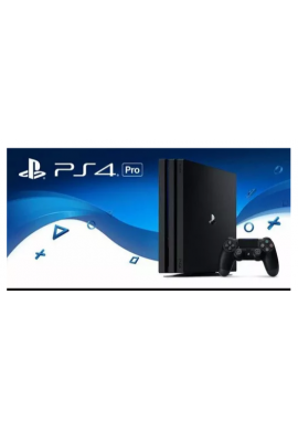 Playstation 4 Pro 1 Tb 4k Hdr Sony